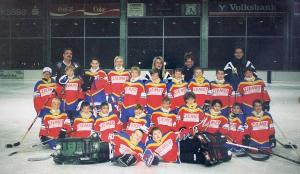 Eishockey Kindermannschaft