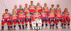 Eishockeyteam Kleinschüler