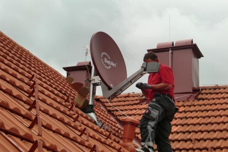 SAT-/Antennenanlagen